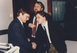 Leszek Balcerowicz gościem programu Dwóch na jednego