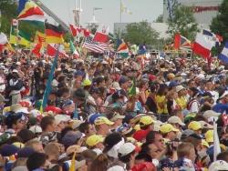Światowy Dzień Młodzieży w Toronto z udziałem Jana Pawła II (18 kwietnia 2004 r.)