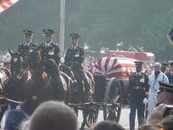 Uroczystości żałobne ku czi Ronalda Reagana, Waszyngton