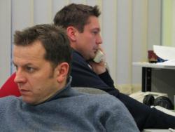 Wojciech Jankowski i Adam Kasprzyk