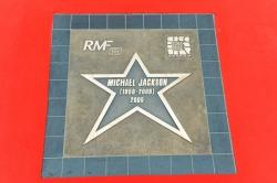 Gwiazda Michaela Jacksona