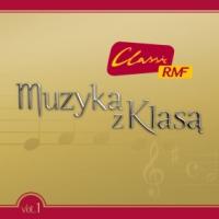 Okładka płyty RMF Classic - Muzyka z Klasą. Vol.1