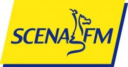 Logotyp Sceny FM