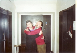 Jerzy Jankowski i Andrzej Wiernik
